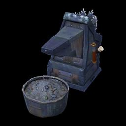 Recipe: Rusty Salvager (Medium)