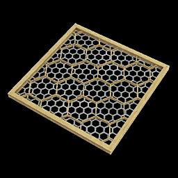 Recipe: Hexagonal Grate