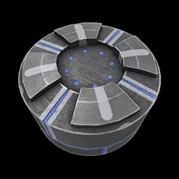 Recipe: Control Panel (Round)