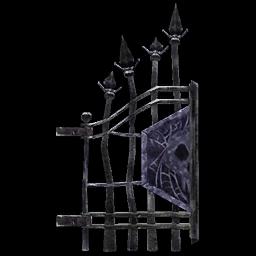 Recipe: Gothic Gate (Left)