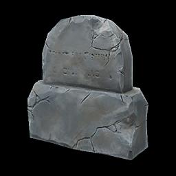 Recipe: Gravestone (Small)