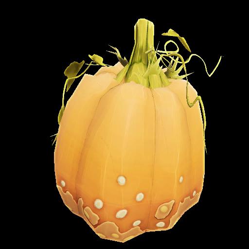 Recipe: Halloween Pumpkin (Tall)