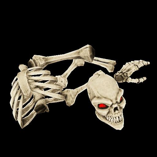 Recipe: Human Bones with Skull