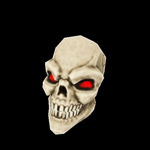 Recipe: Human Skull