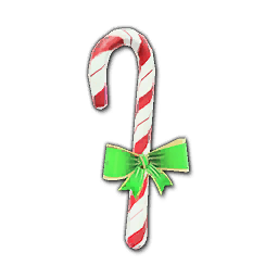 Recipe: Fancy Candy Cane (Red)