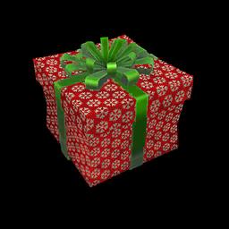 Recipe: Chest (Festive Gift Box)