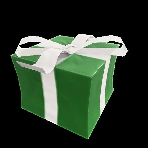 Recipe: Gift Box (Green)