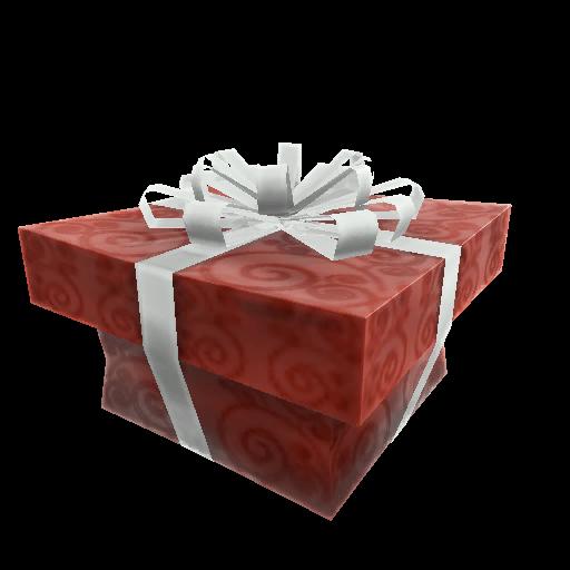 Recipe: Gift Box (Red)