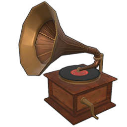 Recipe: Gramophone