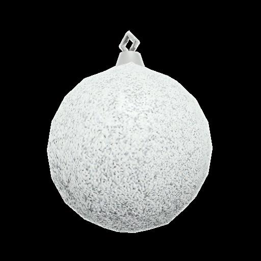 Recipe: Matte Ornament
