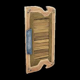 Recipe: Saloon Door (Left)