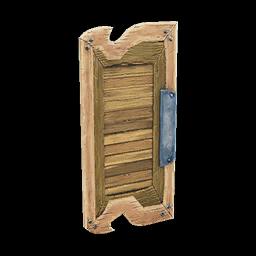 Recipe: Saloon Door (Right)