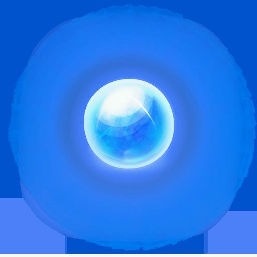 Recipe: Blue Light Orb