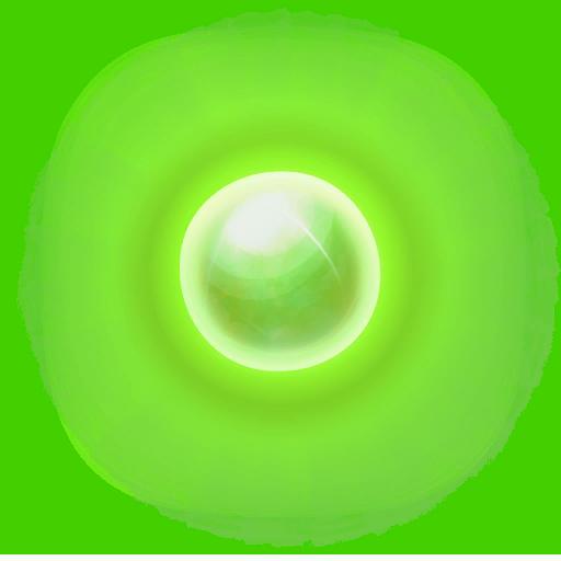 Recipe: Green Light Orb
