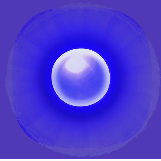 Recipe: Indigo Light Orb