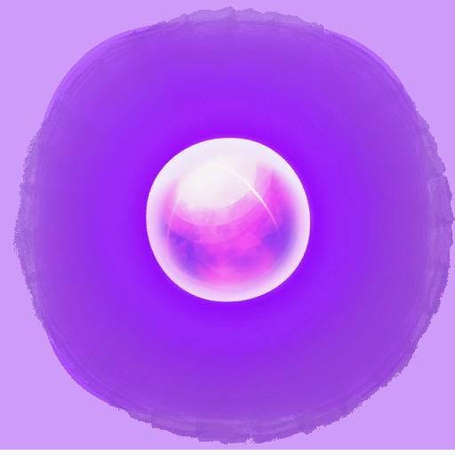 Recipe: Violet Light Orb