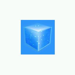 Recipe: Blue Emissive Cube