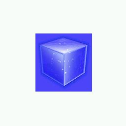 Recipe: Indigo Emissive Cube