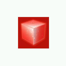 Recipe: Red Emissive Cube