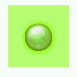 Recipe: Green Emissive Orb