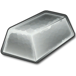Recipe: Smelted Silver
