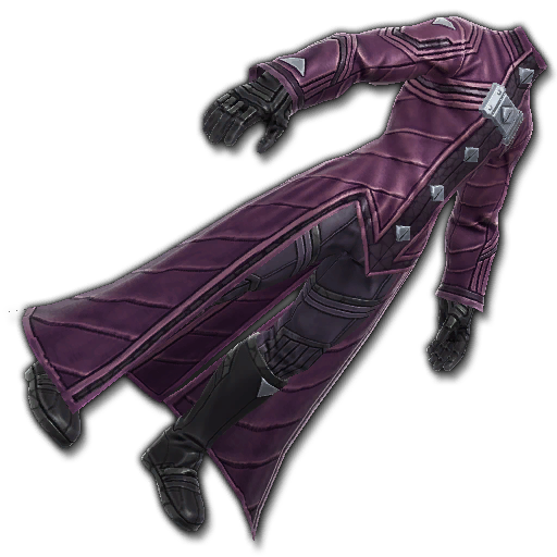 Recipe: Colonist's Elegant Robe (Purple)