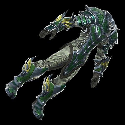 Recipe: Conqueror's Platemail (Emerald)