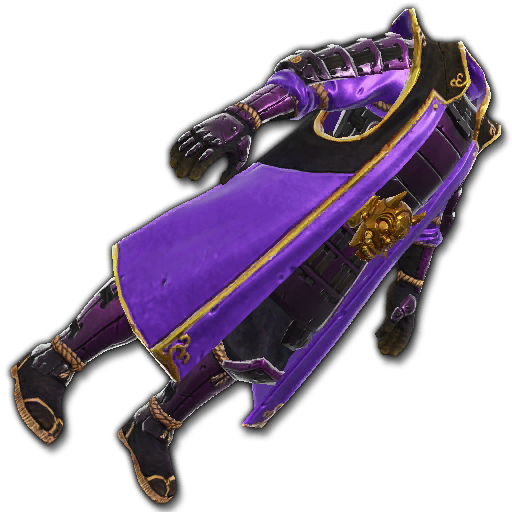 Recipe: Ronin's Reinforced Coat (Purple)