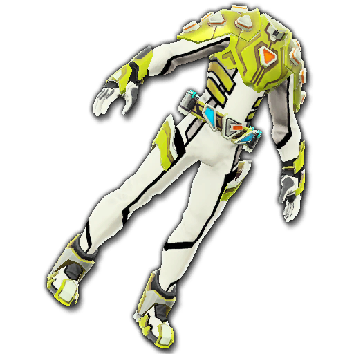 Recipe: Colonist's Encounter Suit (Lime)