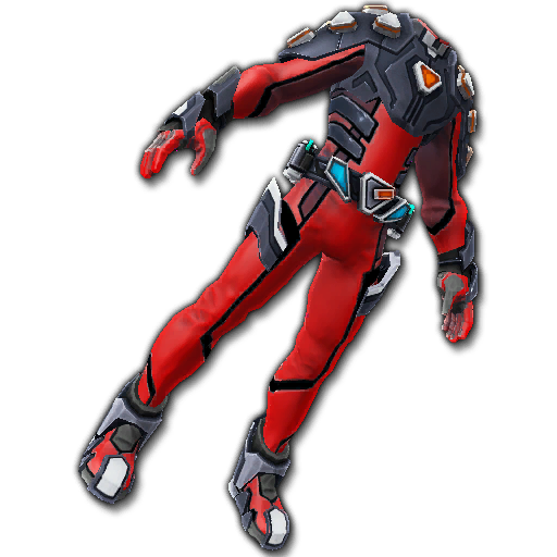 Recipe: Colonist's Encounter Suit (Red)
