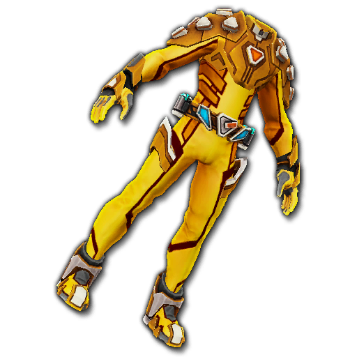 Recipe: Colonist's Encounter Suit (Gold)