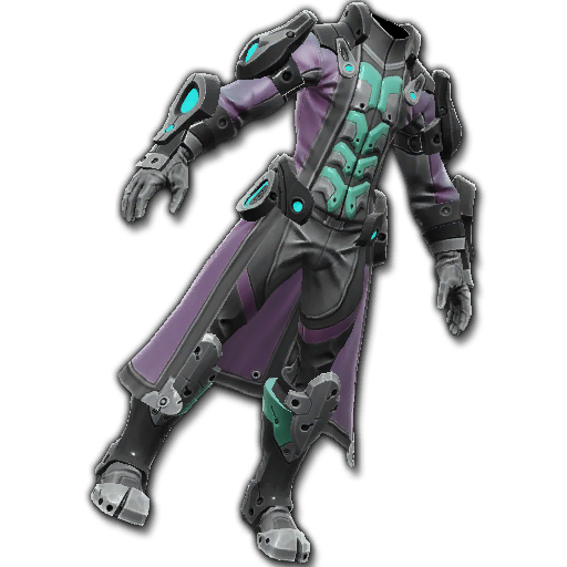 Recipe: Vanu Sovereignty Commander's Gear