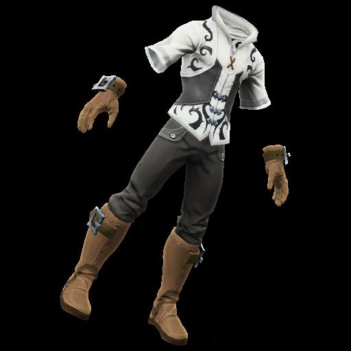 Recipe: Pathfinder's Gear (White)