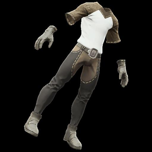 Recipe: Artisan's Outfit (White)