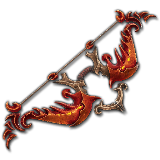 Recipe: Wanderer's Blazing Bow